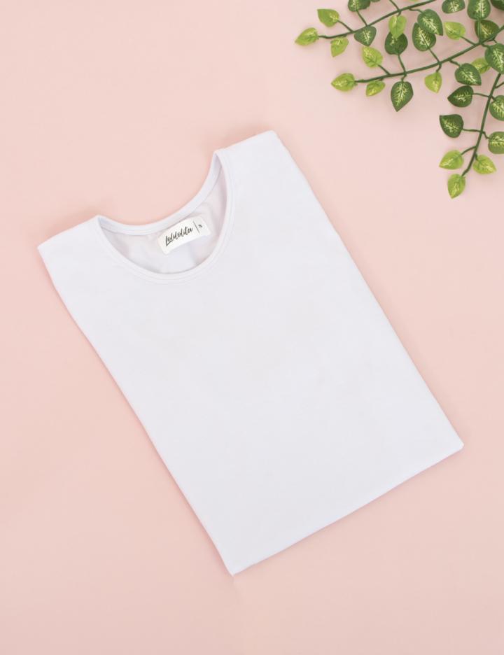 t shirt basica blanca alt